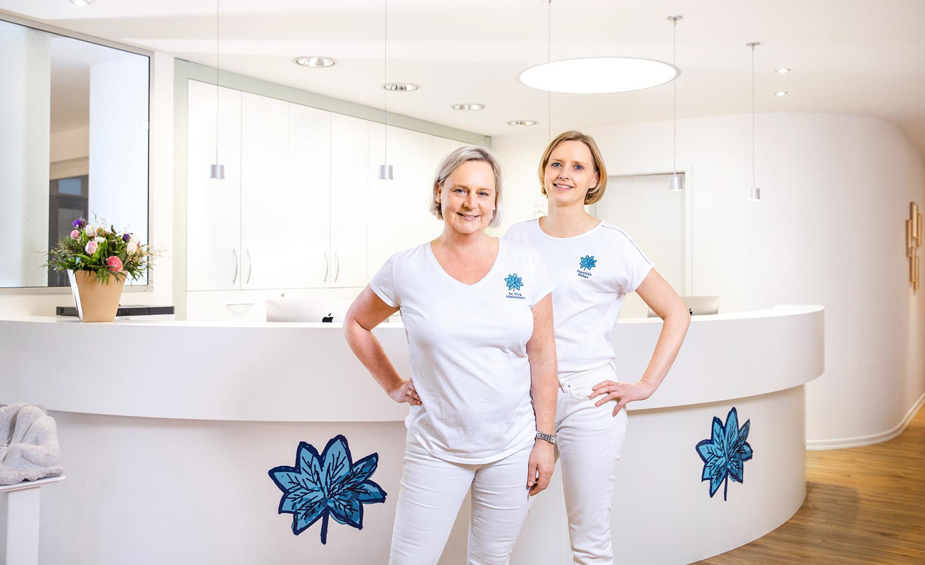Frauenarztpraxis Wellingsbüttel